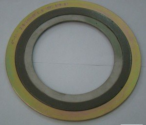 Spiral Wound Gasket with carbon steel Outer and Inner Ring