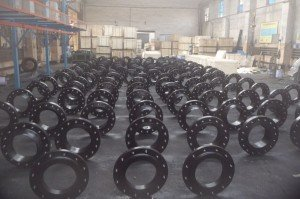 Flanges ready to delivery
