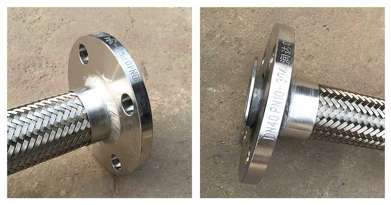 ROTATING FLANGE CONNECTION